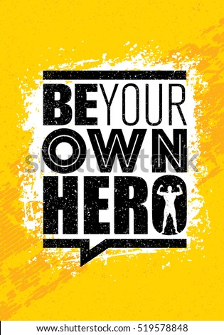 be your own hero fitness