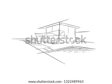 beach house real estate rental