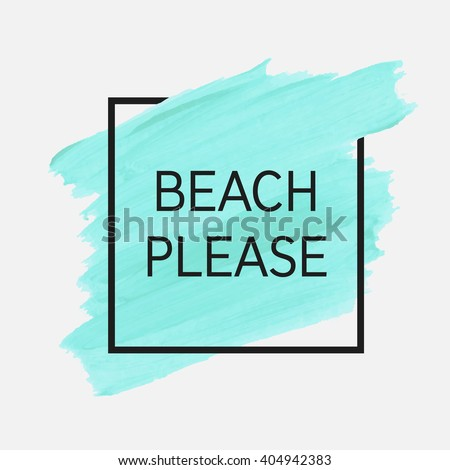 beach please text over original