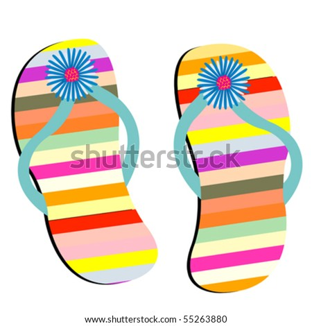 stock-vector-beach-shoes-against-white-background-abstract-vector-art-illustration-55263880.jpg