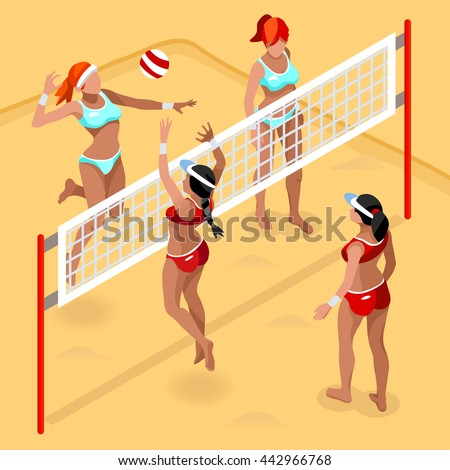beach volleyball players 2016