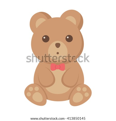 bear toy icon bear toy icon