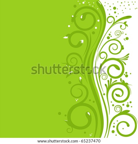 Beautiful abstract background with natural design and free space for Your text