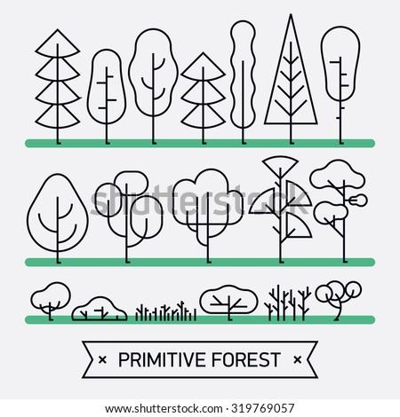 beautiful and simple primitive