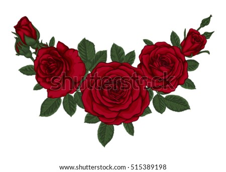 140 Roses Vectors Download Free Vector Art Amp Graphics
