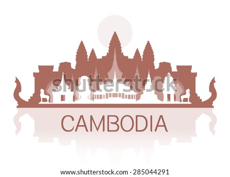 beautiful cambodia travel