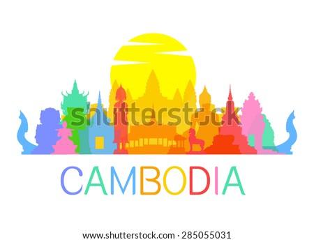 beautiful cambodia travel