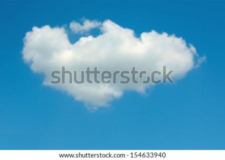 beautiful cloudscape eps 10