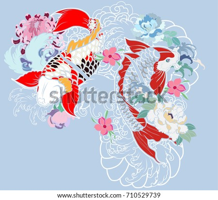 Japanese Tattoo Design Download Free Vector Art Stock Graphics