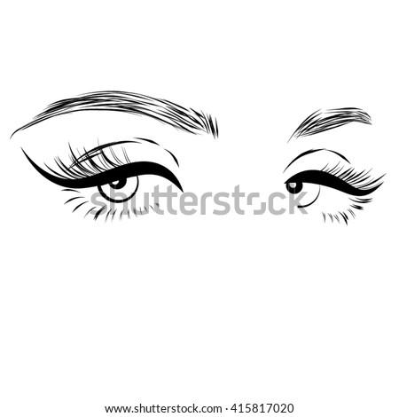 Eyes black and white eyes eye clip art black and white free clipart images  2 famclipart - WikiClipArt
