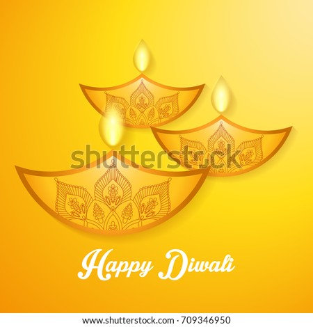 Beautiful greeting card for hindu community festival diwali happy beautiful greeting card for hindu community festival diwali happy diwali traditional indian festival colorful m4hsunfo