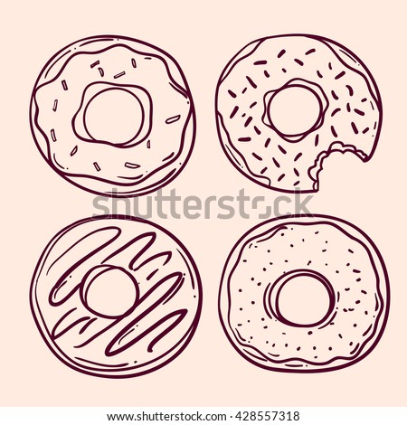 Download Donut Wallpaper 240x320