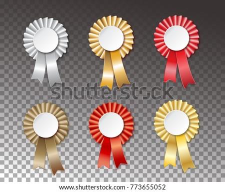 Win gold label beautiful vector design download free vector art beautiful label ribbon emblem template award vector badge set winner medals isolated maxwellsz