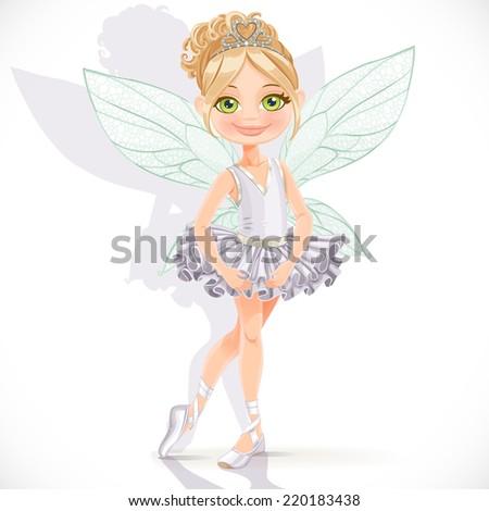 beautiful little fairy girl