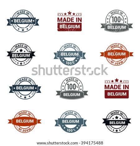 beautiful 12 made in belgium