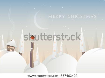 beautiful merry christmas