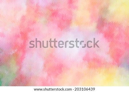 beautiful soft colored abstract