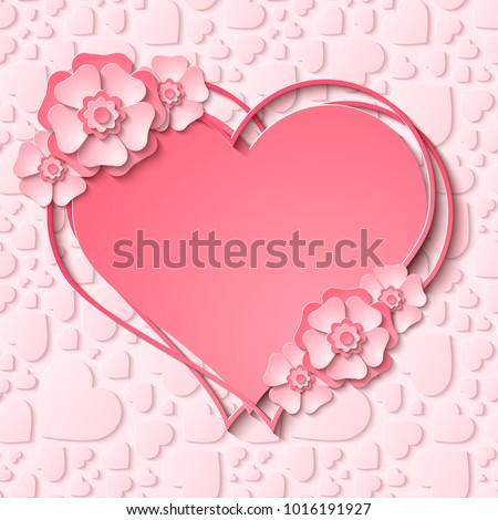 beautiful tender heart frame