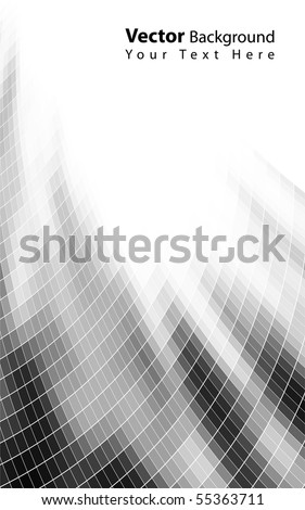Beautiful vector abstract background - stock vector