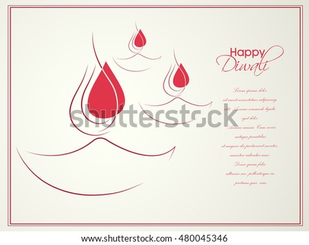 stock-vector-beautiful-vector-background-for-diwali-festival