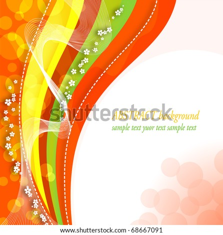 Beautiful vector background. Format 10 eps
