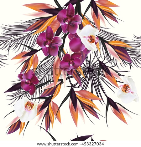 beautiful vector pattern with