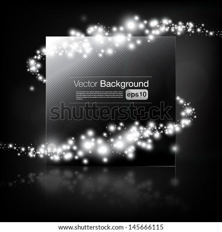 beautiful vector steel frame