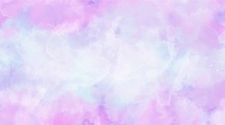Beautiful wallpaper HD splash watercolor multicolor blue pink, pastel color, abstract texture colorful. Colorfull background watercolor. lettering background. Rainbow color, sky, brush strokes wash.
