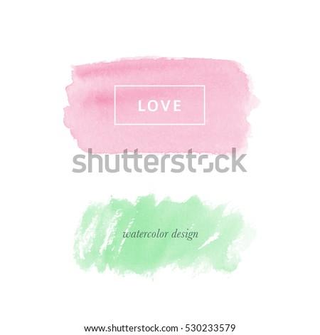 beautiful watercolor backgrounds