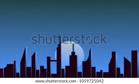 beautifull starry night and