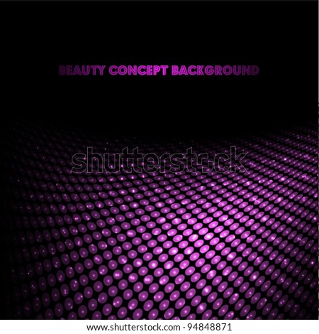 beauty background (ideal for brochure, flyer cover designs or banner, header designs)