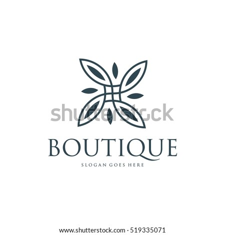 beauty boutique logo series