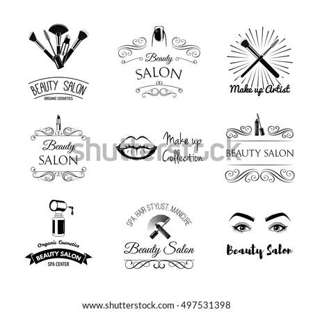 beauty salon design elements in