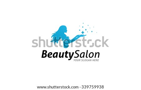 Beauty salon logo download free vector art stock graphics images beauty salon logo altavistaventures Images