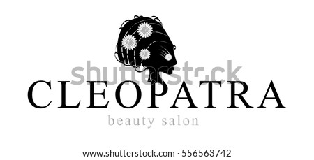 Beauty Salon Logo Vector Illustration