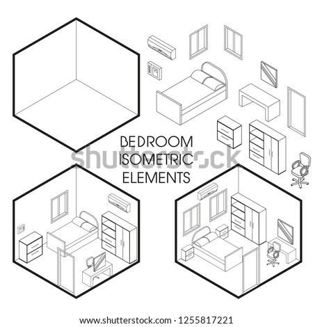 bedroom interior creator