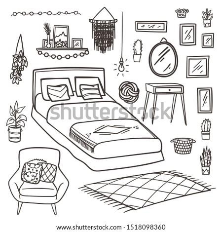 bedroom makeover or remodel