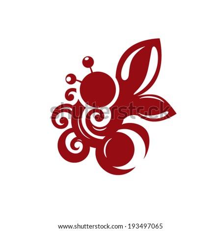 bee sign branding identity