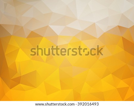 beer abstract background