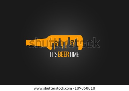 beer bottle concept design