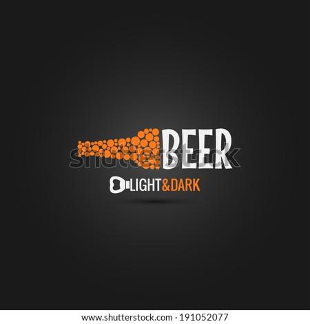 beer bottle opener design