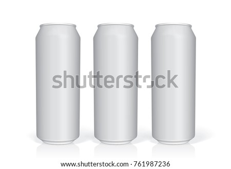 beer can easily change colors mock up vector template ez canvas