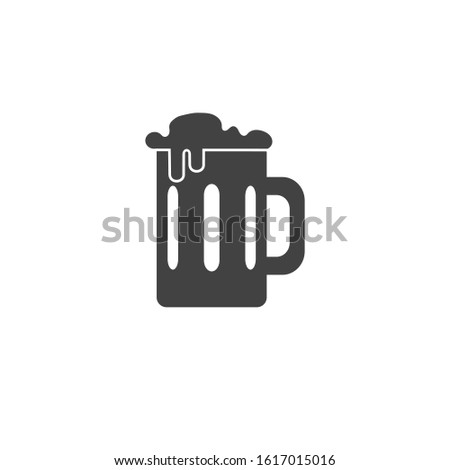 beer mug sign sparkling liquor