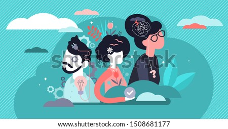 behavior vector illustration