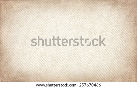 beige canvas with delicate grid to use as grunge background or texture  Stock photo ©