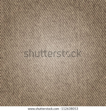 Beige jeans background