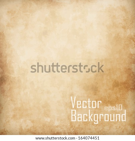 Beige vector background