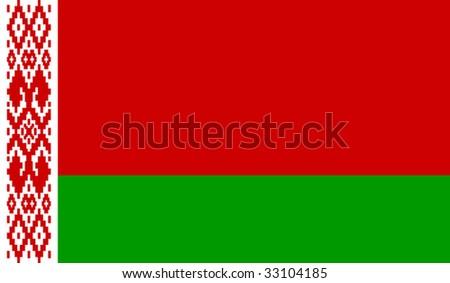 Belarus National Flag