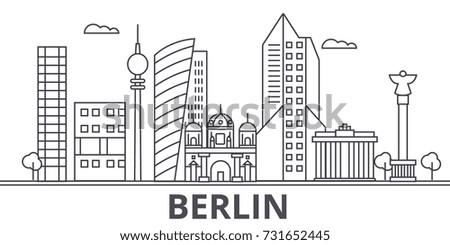 berlin architecture line