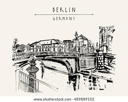 berlin  germany  europe....